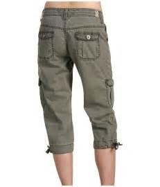 levi s jeans petite size army green capitola cargo capri