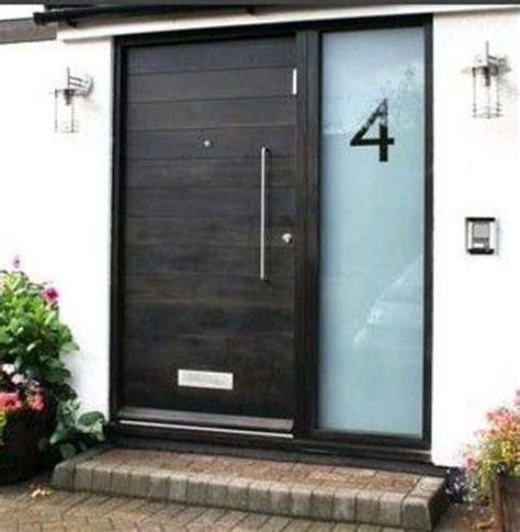Contemporary Exterior Doors 26 Modern Front Door Designs For A Stylish Entry Shelterness
