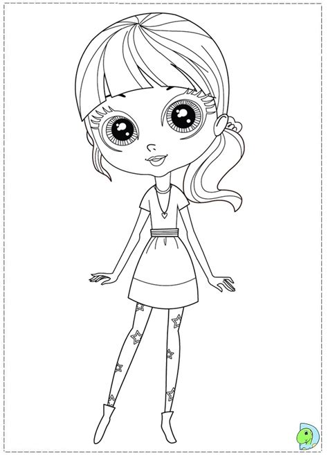 littlest pet shop coloring pages bunny free coloring pages of pet shop bunny