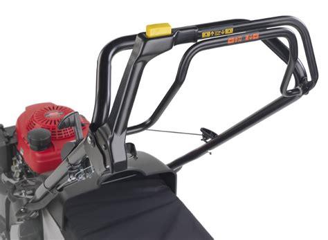 honda hrx honda hrx 426 qx self propelled rear roller petrol lawn mower