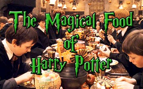 Eats Chow Like Harry Potter by The Magical Food Of Harry Potter And Sundry