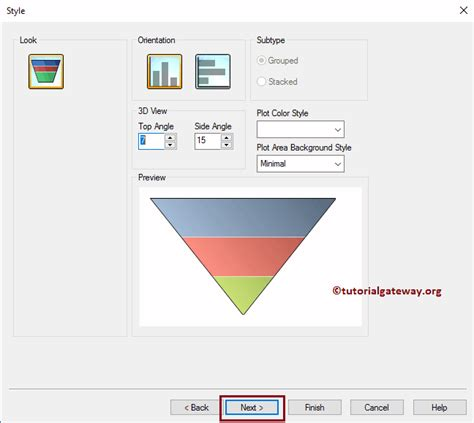 qlikview basic tutorial ppt funnel chart in qlikview