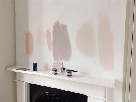 pink paint colours blush paint colour farrow  ball