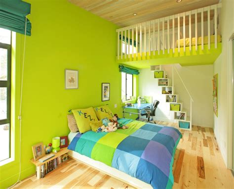 bright paint colors for kids bedrooms home design