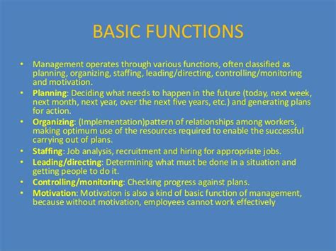 Four Functions Of Management Essay by Help Me Do My Essay Management Is Comprised Of Four