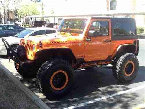 2 Door Jeep Wrangler 2013 Find Used 2013 Jeep Wrangler Rubicon 2 Door Arm Rock