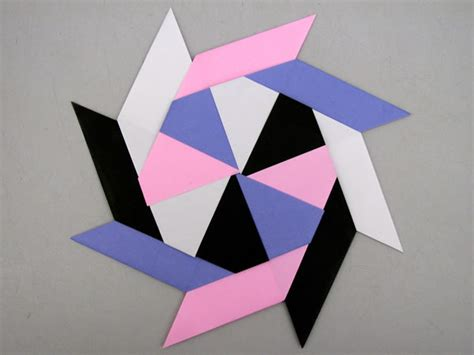 Origami Polyhedra - polyhedra origami tutorial origami handmade