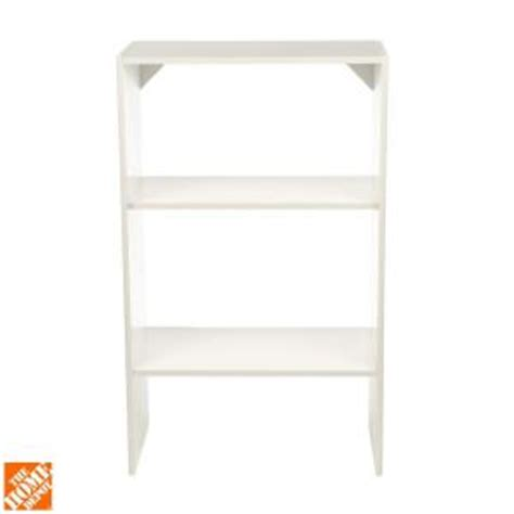 Where Can I Buy Closetmaid Products Closetmaid Selectives 14 5 In X 41 5 In X 25 In 3 Shelf