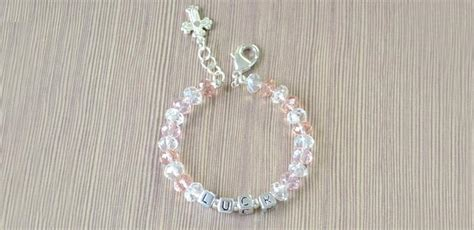Jewelry Company Introduction Letter Easy Introduction On Letter Bracelet Pandahall