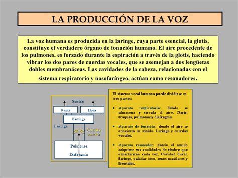 libro la voz de las la produccion de la voz david gonz 225 lez1 c