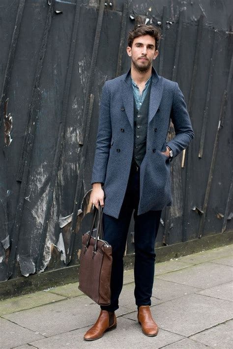 mens chelsea style boots style menswear s style
