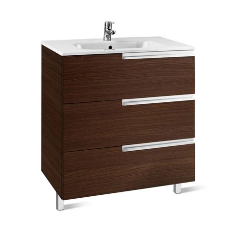 Roca Victoria N 3 Drawer Vanity Unit With Basin Uk Bathrooms Roca Bathroom Vanity Units
