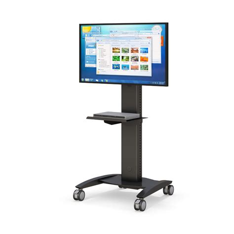 display monitor display monitor stand cart afcindustries