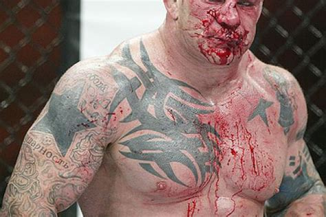 jeff monson tattoos jeff monson goes to smoky russian hospital gets sewn