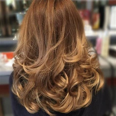 what haircut can i wear curly or blow straight a gorgeous bouncy blow dry by new stylist sophie hair do