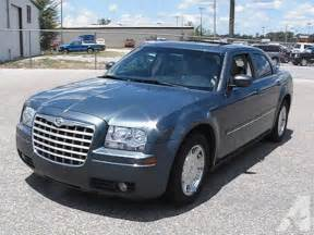Chrysler 300 Touring 2005 Review 2005 Chrysler 300 Touring For Sale In Andalusia Alabama