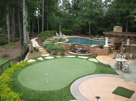 how much do backyard putting greens cost tour greens outdoor putting greens
