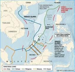 South China Sea Dispute Map by China Amp Philippines Are Blood Brothers Bidding Goodbye