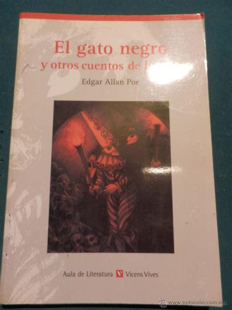 libro el gato negro y el gato negro y otros cuentos de horror libro comprar libros de terror misterio y polic 237 aco