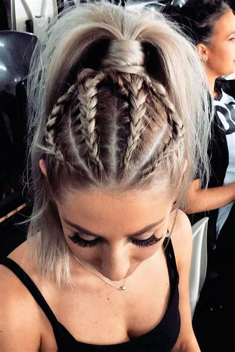 cute hairstyles for jogging 25 best workout hairstyles ideas on pinterest