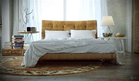 Karpet Karakter Shabby sanayi tarz箟 yatak odalar箟 dekorasyonlar箟 ev dekorasyonu