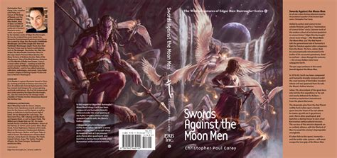 swords against the moon the adventures of edgar rice burroughs series volume 6 books christopher paul carey author and editor