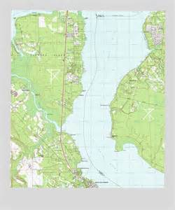 fleming island florida map fleming island fl topographic map topoquest