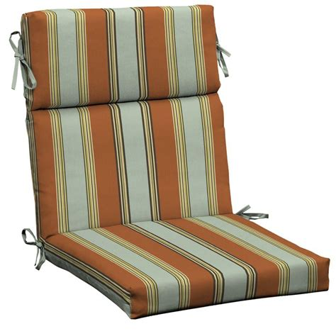 hton bay bench ultra high back patio chair cushions ultra high back