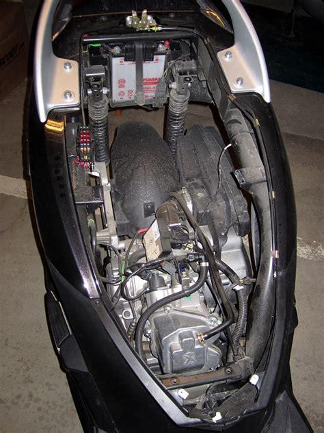 Suzuki Burgman 125 Battery Location Modern Vespa My New Ride Peugeot Citystar 200i