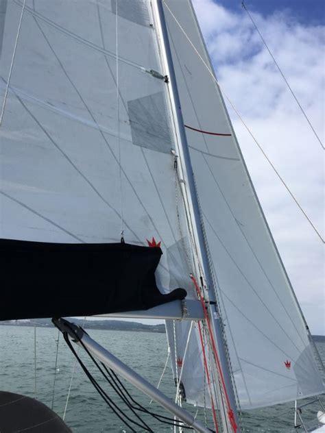 mainsail  myhanse hanse yachts owners forum