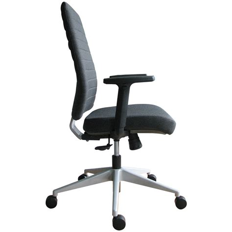 adjustable swivel chair modern frasso fabric swivel chair with adjustable arms