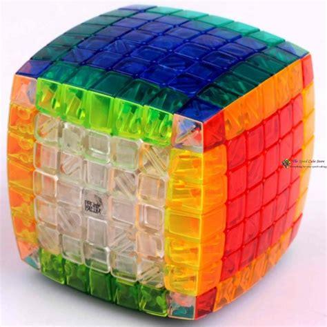 Rubik Qj Skewb Black Base Twisty Puzzle 7x7x7 yj moyu aofu pillowed speed cube twisty puzzle