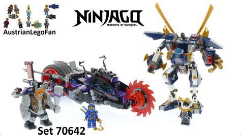 Lego Ninjago Vs lego ninjago 70642 killow vs samurai x lego speed build