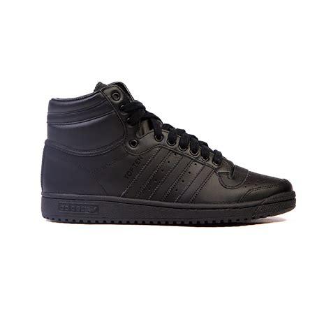 top ten mens boots adidas top ten hi black s shoes c75323 ebay