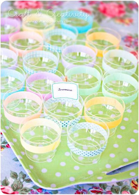 Decorating Plastic Cups by 17 Best Ideas About Decorating Plastic Cups On