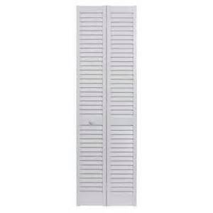 Vinyl Closet Doors Bi Fold Doors Interior Closet Doors Doors Windows The Home Depot