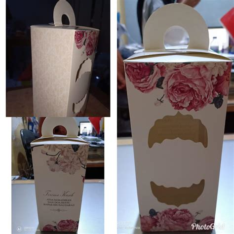Kotak Souvenir 1 jual kotak souvenir kertas kemasan souvenir uk 8 x 8 x