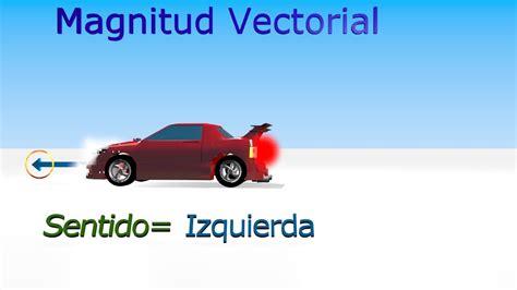 imagenes vectoriales gratuitas magnitud vectorial cinematik3d youtube