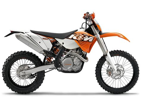 Ktm 525 Exc Reliability List Of Ktm Motorcycles