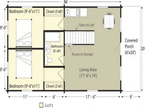 Small Cabins Floor Plans by Small Log Cabin Floor Plans Rustic Log Cabins Cabin Plans
