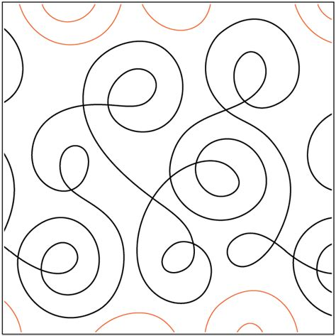 pattern making using for loop loop the loop pantograph