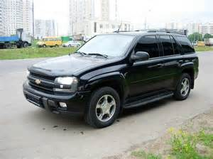 2007 chevrolet trailblazer pictures 4 0l gasoline
