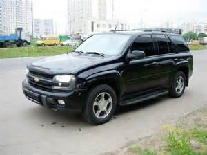 2007 Chevrolet Trailblazer 2007 Chevrolet Trailblazer Pictures 4 0l Gasoline