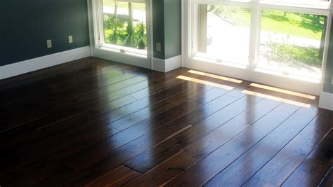 Laminate plank flooring   the best way to organize the