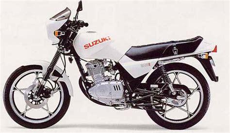 Suzuki Gs 125 Review Suzuki Gs 125 2636885