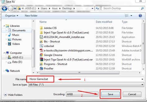 membuat virus html cara membuat virus komputer bohongan dengan notepad