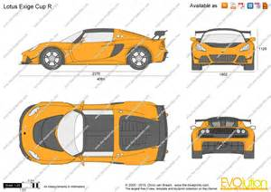 Lotus Elise Drawing The Blueprints Vector Drawing Lotus Exige Cup R
