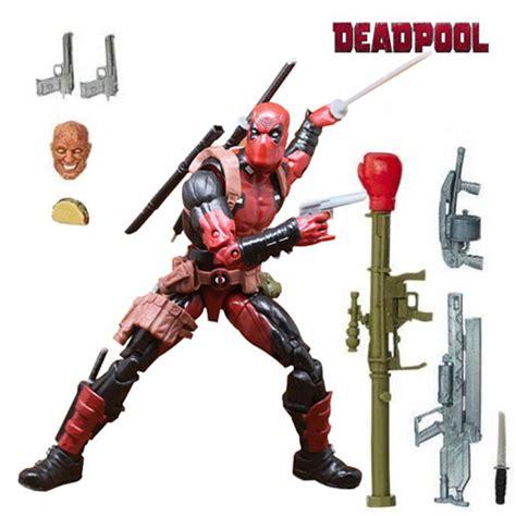 marvel x men marvel legends juggernaut series deadpool 6 marvel legends x men deadpool chimichanga action figure