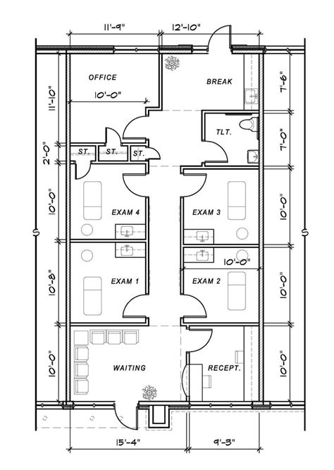 layout of back office best 25 medical office design ideas on pinterest