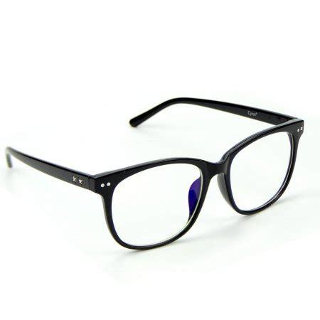 uv and blue light glasses cyxus anti eye strain blue light computer reading eyewear